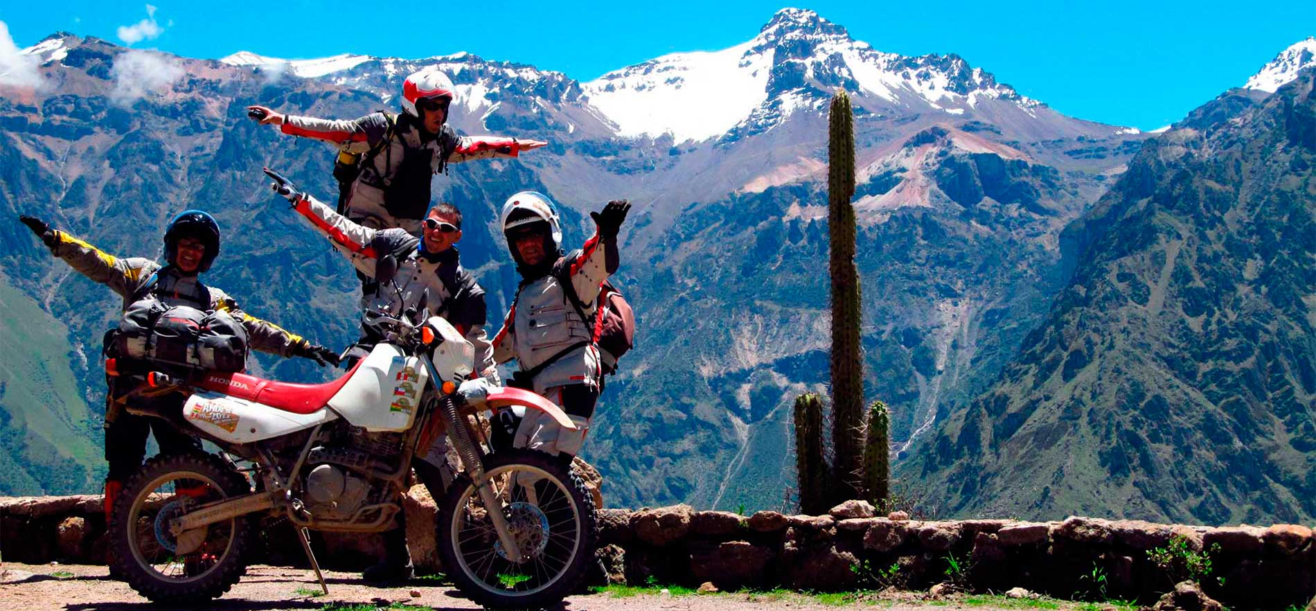 Peru Moto Tours, the best way to discover Cusco